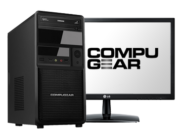 <b>COMPUGEAR</b> | Home & Office PC