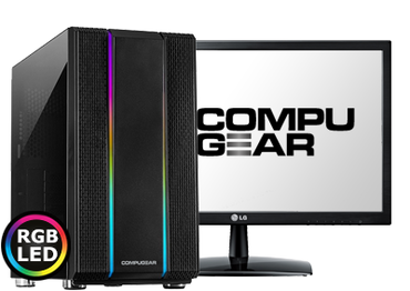 <b>COMPUGEAR</b> | Allround Game PC