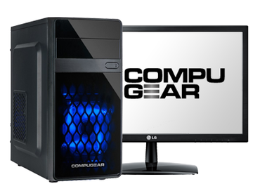 <b>COMPUGEAR</b> | Extreme Game PC